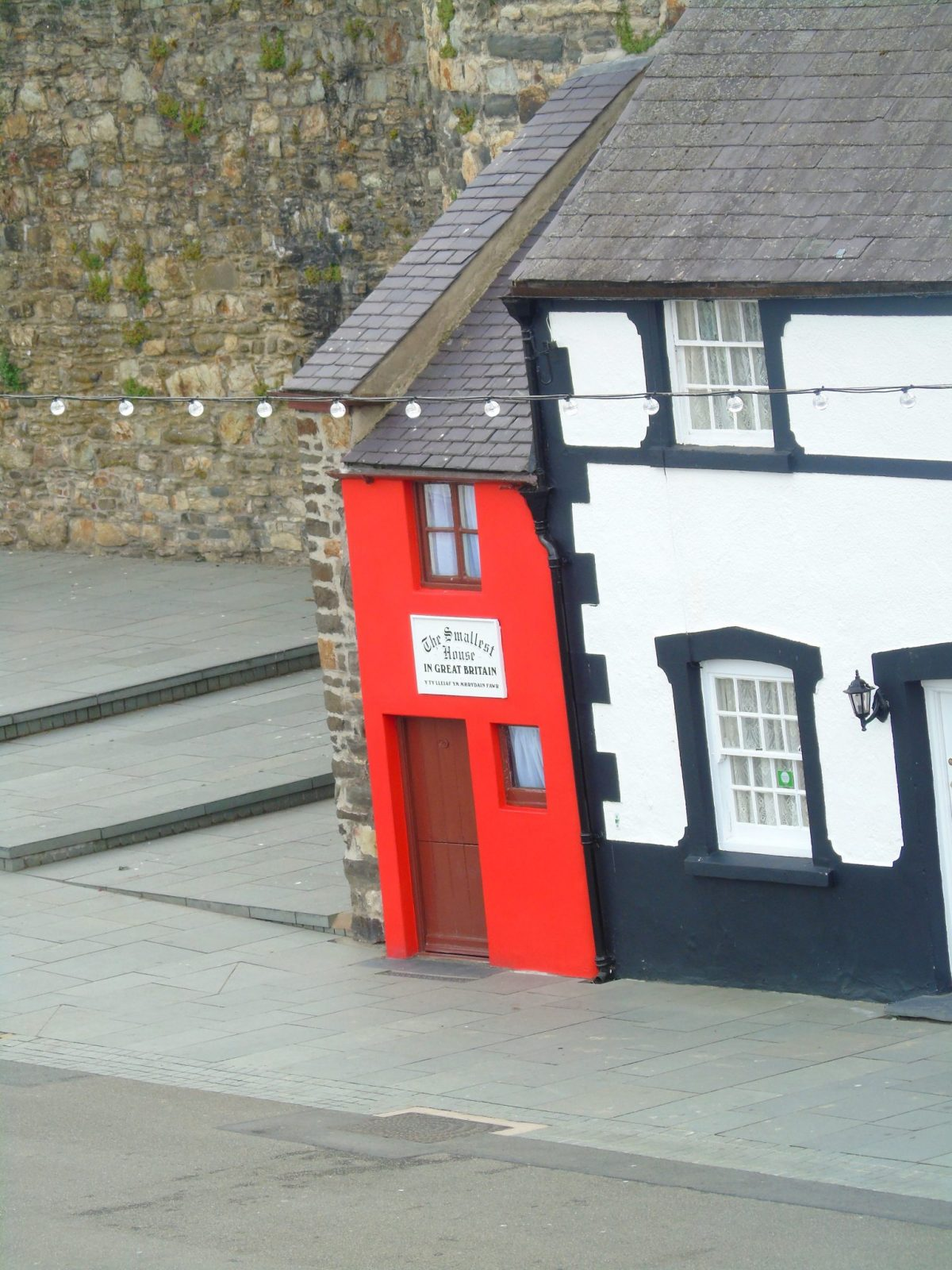 The Smallest House in Britain
