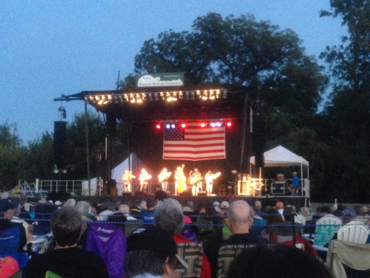 Bloomin' Bluegrass Festival