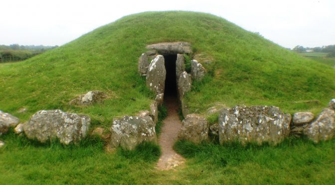Burial Chamber Shrouded in Mystery