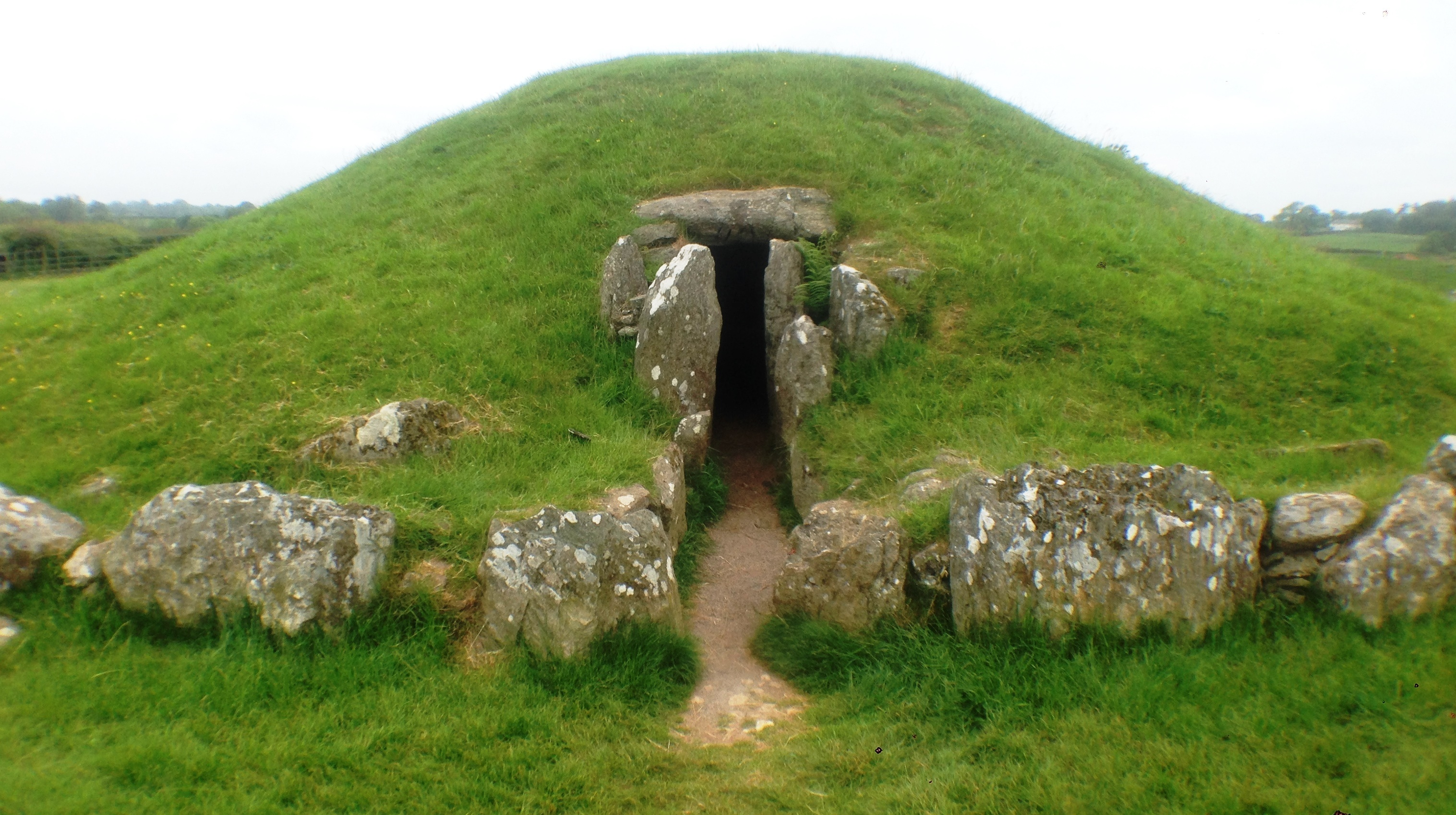 burial chamber, mound, wales, mystery, neolithic, stone circle