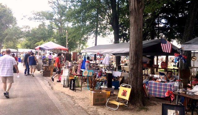 Flea Market Haven in Canton