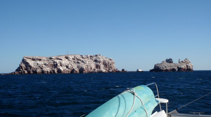 Sailing the Sea of Cortez video