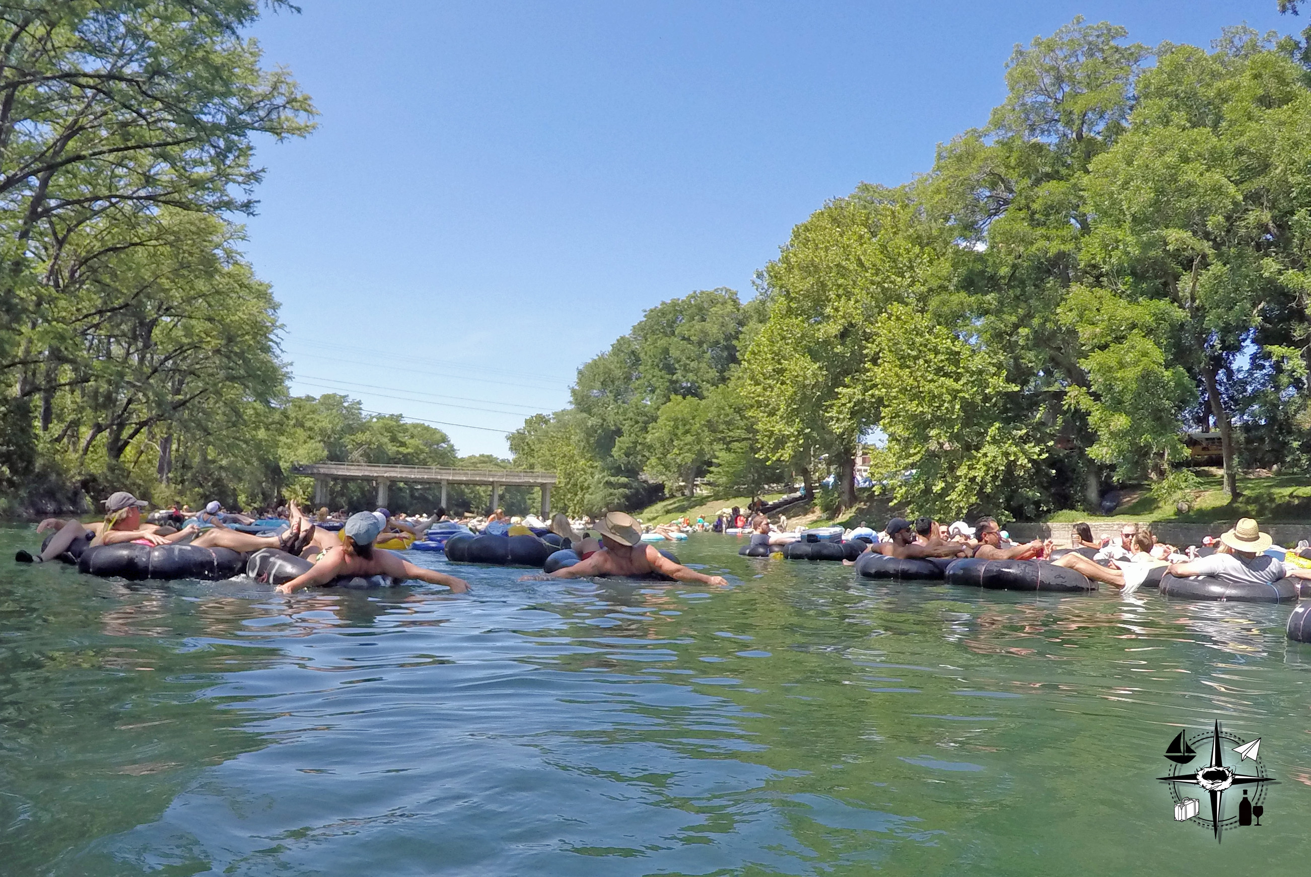 The Guadalupe River: Escape the Texas Heat
