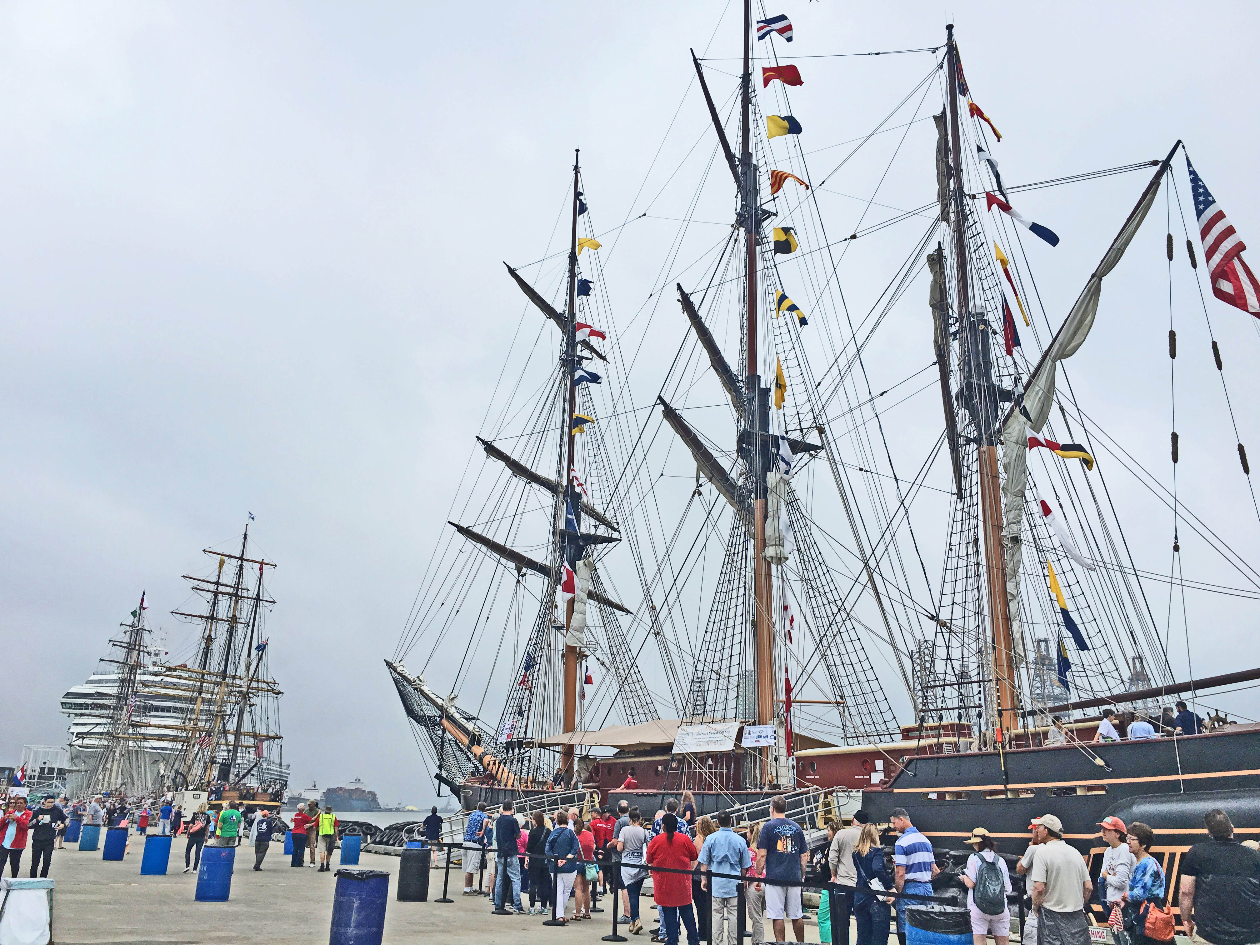 Discover Galveston's Majestic Tall Ships Video