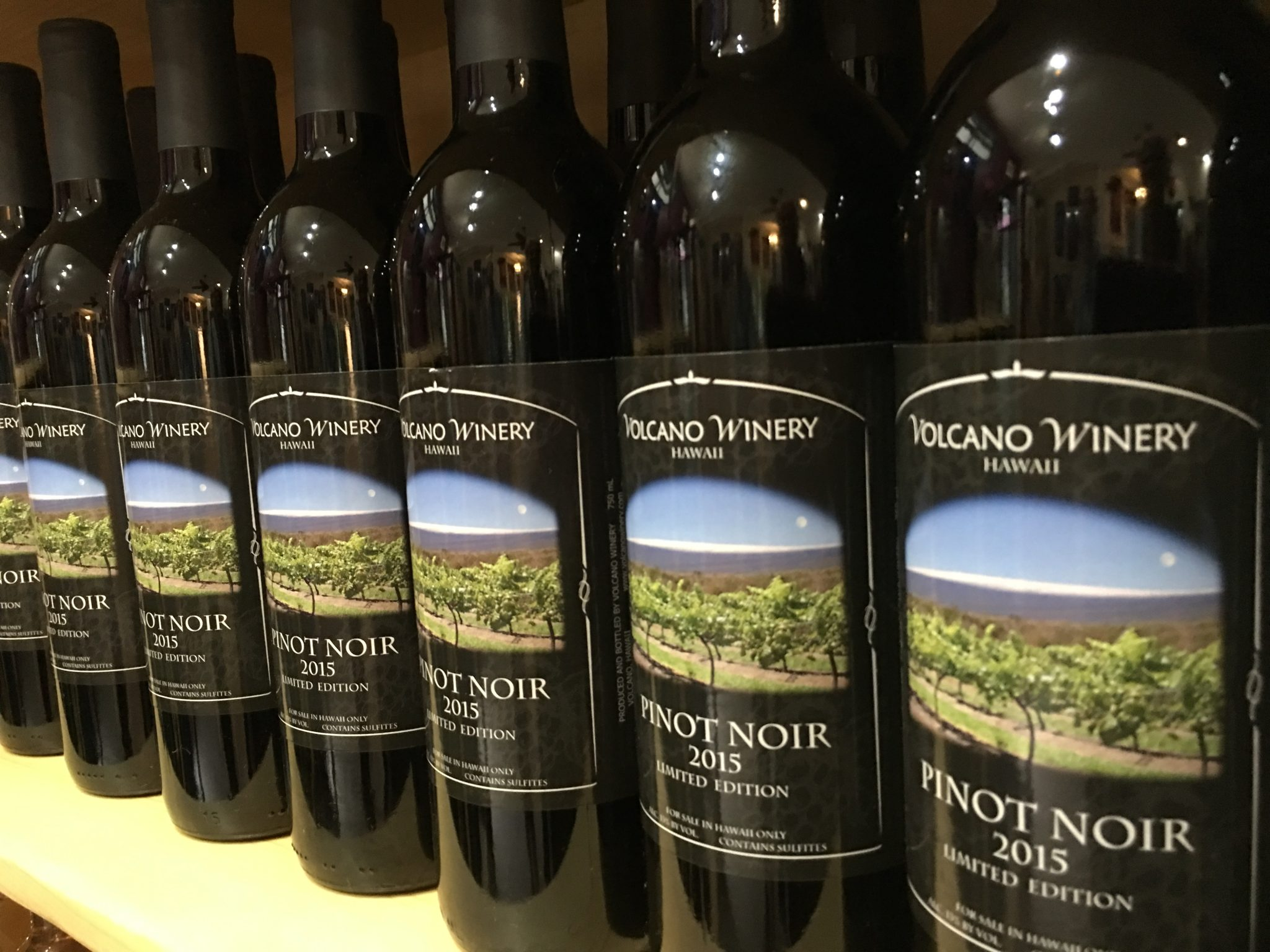 Volcano Winery: For the Love of Grapes and Guava
