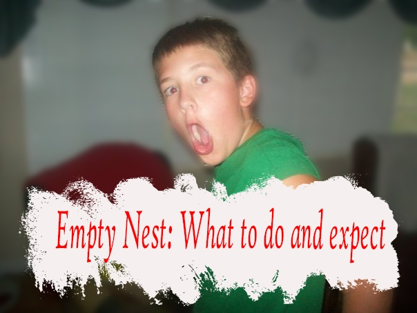 Empty Nest: What to do